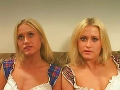 Twins, Threesome, Xhamster.com