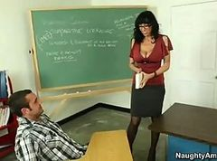 Teacher, Tube8.com