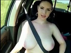 Car, Flashing, Xhamster.com