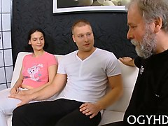 Teen, Old Man, Gotporn.com