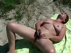 Wife, Beach, Xhamster.com