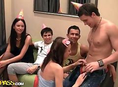 Party, Russian, Gotporn.com