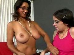 Lesbian, Old And Young, Xhamster.com
