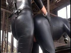 Latex, Strapon, Gotporn.com