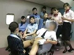 Asian, Stewardess, Drtuber.com